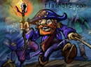 托尔逃出海盗船3