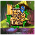 Rescue the Bird from Tribal
