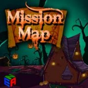 Halloween Mission Map